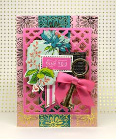 Crafty Creations with Shemaine: Flocked and Fabulous!!