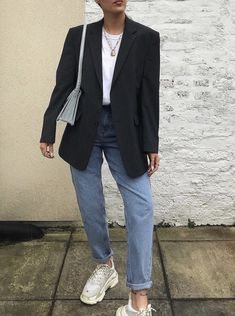 Look Fashion, Daily Fashion, Spring Fashion, Fashion Outfits, Womens Fashion, Teacher Outfits, Classy Chic, Mode Inspiration, Stylish Outfits