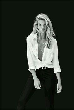 Chemise blanc.