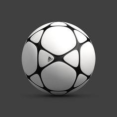 ADIDAS SOCCER BALL - http://www.differentdesign.it/2013/07/08/adidas-soccer-ball/