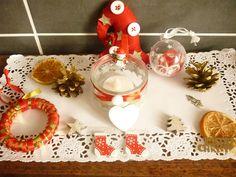 Défi de Décembre fin d'année moment de fête et donc de JOIE. : Accessoires de maison par laboiteabijouxnanny