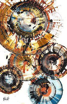 Sphere Series 1004.042412 by Kris Haas