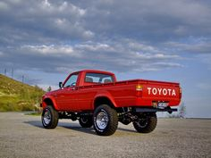 Toyota Hilux LN 46 Vintage fully restored by Motorsportloralamia www.motorsportloralamia.com