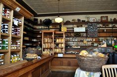 Old Fashion Bakery Photograph