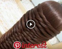trenza con nudos   haren in 2019   Pinterest   Braids, Hair styles and Hair