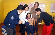 Seremi de Salud avanza en plan de vacunación contra el Virus del Papiloma Humano - LOGIN Noticias