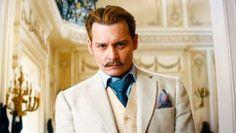 Mortdecai: primo trailer del film con Johnny Depp