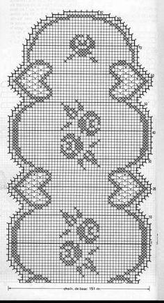 @nika Crochet Table Topper, Crochet Tablecloth Pattern, Crochet Bikini Pattern, Crochet Curtains, Crochet Square Patterns, Crochet Table Runner, Tapestry Crochet, Crochet Doilies, Fillet Crochet