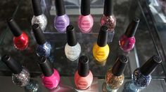 The next nail craze - the new Selena Gomez collection Nicole by OPI