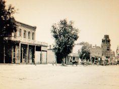 Main St. 1886 Riverside CA