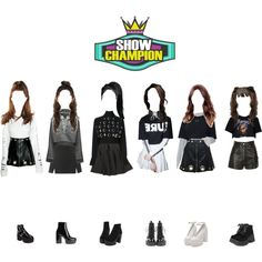 Show Champion   Comeback Stage   Fools   280417
