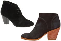 Fall Shoe Guide: The Mid-Heel Ankle Boot. refinery29.com
