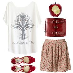 """..Once upon a time.."" by beautifulnoice on Polyvore"