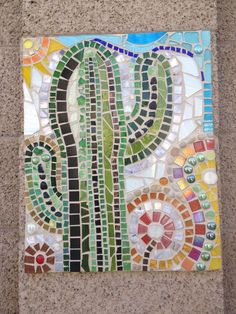 Mosaic Inspiration on Pinterest | Mosaics, Cactus and Mosaic Patterns