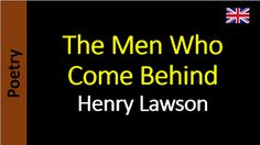 Poesia - Sanderlei Silveira: Henry Lawson - The Men Who Come Behind