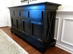 Entrance Cabinet | Do It Yourself Home Projects from Ana White