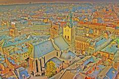 Це моє місто — це мій Львів! #Львів #Львов #Lviv #Lwow #Lwiw #Leocity #Lemberg  #Ukraine #Україна #Украина #EU #фото #photo #photography #picoftheday #photooftheday #love #like #likeit #travel #vacation #tourist #beauty #best #architecture #urban #town #archilovers #archidaily