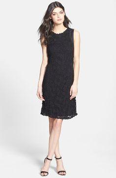 Velvet by Graham & Spencer Lace Sheath Dress available at #Nordstrom