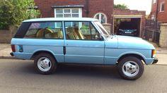 The Range Rover Classic.