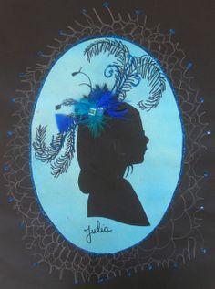 Michel ocelot à la manière de prince et princesse la dame Ocelot, Chateau Moyen Age, Diy For Kids, Crafts For Kids, Silhouette Art, Michel, Conte, Art Plastique, Princesses