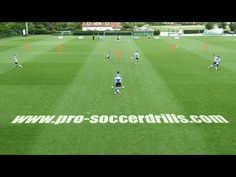 Soccer Finishing Drills | Finishing Challenge - YouTube