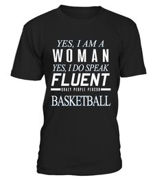 Yes i am a woman basketball
