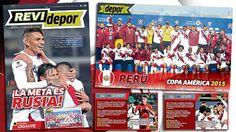 La selección Peruana ocupó el tercer lugar de la Copa América 2015 y se llevó la medalla de Bronce.