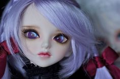 https://flic.kr/p/abttVD | Segi | Segi is a normal skin doll, and she's wearing a DollHeart wig and glass eyes.