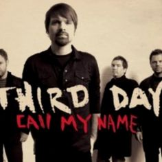 Third Day-has a southern rock sound-Mac Powell sorta sounds like Travis Tritt-great band-great songs!