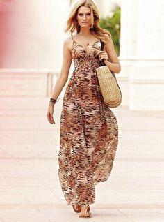 Victoria's Secret The Sexy Maxi Dress