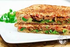 crispy tempeh arugula sandwich-9