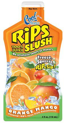 Cool Tropics Orange Mango Slush — RETIRED MAY 2017
