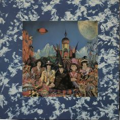 For Sale - Rolling Stones Their Satanic Majesties Request - Blue/Grey Label UK  vinyl LP album (LP record) - See this and 250,000 other rare & vintage vinyl records, singles, LPs & CDs at http://eil.com