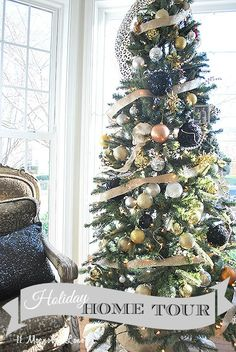 Holiday Open House–Amy's Home Tour for Christmas | 11 Magnolia Lane