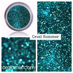 Cruel Summer Glitter Pigment