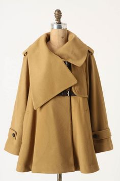 Sweeping Swing Coat