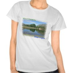 Scenic West Virginia Lake Tshirt!  #Zazzle #store #gifts #presents #ideas #christmas #holiday #shopping http://www.zazzle.com/dww25921*