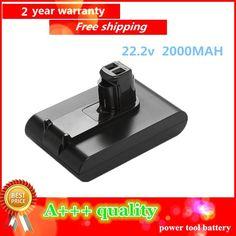 Hot Sale!  Replacement Battery For Dyson DYS Vacuum DC31 DC34 DC35 22.2V 2000mAh (2.0Ah) Li-ion