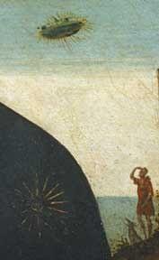 El misterio del Ovni que aparece en un cuadro del siglo XV - Cuaderno de Historias