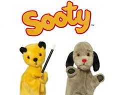 The Question on Everyone's Lips – Sooty or Sweep? Great Tv Shows, Old Tv Shows, Bear Toy, Teddy Bear, 2000s Kids Shows, Golden Bear, Childhood Memories, Fun Stuff, All About Time