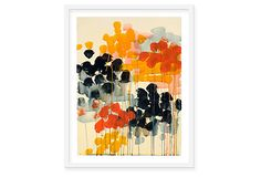 Caroline Wright, Fantasy in BPM on OneKingsLane.com (reproduction of original acrylic painting) - $389