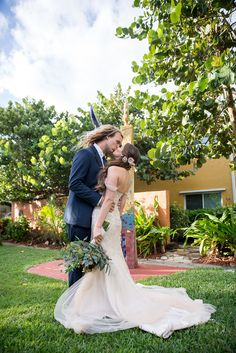 Cocoa Beach Florida Wedding | Plan It Event Design & Management | Orlando Wedding Planner | Photo by Jesse Giles Photography