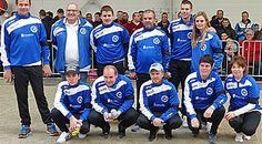 Coupe de France des Clubs de pétanque : Le Grand 8 avec Draguignan - Lire