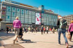 Kamppi Shopping Centre - Helsinki, Finland