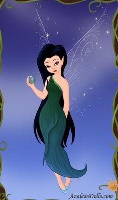 Silvermist+Disney Fairy by LadyAquanine73551