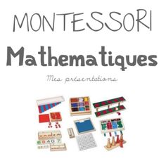 Actividades para Educación Infantil: Matemáticas Montessori
