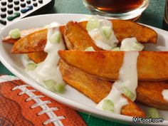12 Blazin' Good Buffalo-Style Recipes    There's more to Buffalo-style cookin' than wings alone. Whether you're tailgating, watching the big game at home, or simply looking for a tasty meal or snack, we've got the best classic Buffalo chicken wings and so much more!