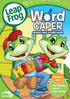 LEAPFROG-WORD CAPER (DVD) (FF/ENG/2.0 DOL DIG)