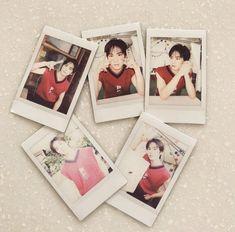 Astro Fandom Name, Minhyuk, Boy Groups, Polaroid Film, Polaroids, Entertaining, Instagram Posts, Idol, Baby