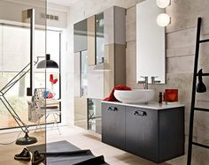 Chic Biege Bathroom of Marvelous Modern Bathrooms Read great articles on the latest 2013 #bathroom trends here http://articles.builderscrack.co.nz/tag/bathroom/ or hire a professional today from #Builderscrack http://builderscrack.co.nz/post-job-desc